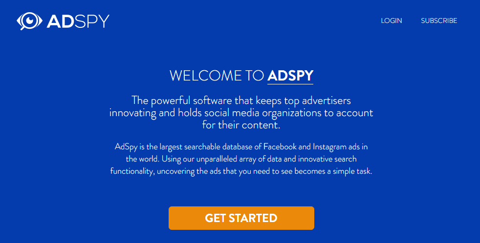 What's AdSpy?